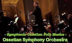 OSSETIAN SYMPHONY ORCHESTRA - SYMPHONIC OSSETIAN FOLK MUSIC