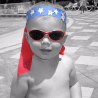 Photo of Red, White and BLue Liam