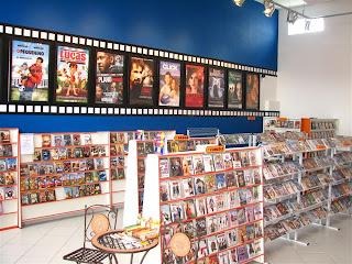 Assista filmes em inglês!