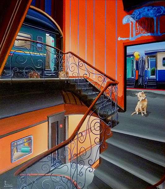 17-Olivier-Lamboray-A-Journey-Through-the-Surreal-World-in-Paintings-www-designstack-co