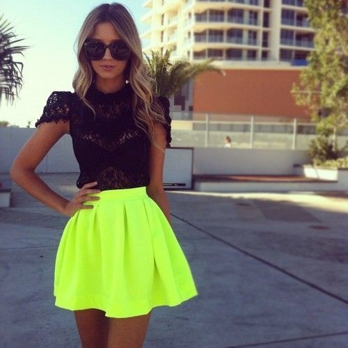 Neon Fashion