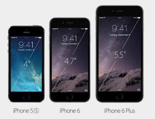 الفرق بين mobile ايفون 6 و6 بلس و s5
