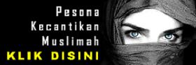 Wajah Cantik Muslimah