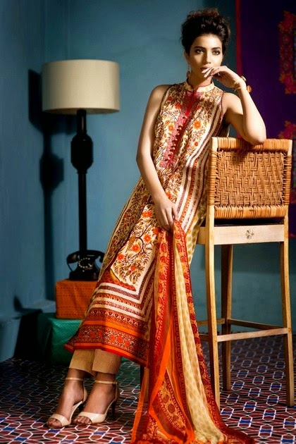 Khaadi Summer Lawn Collection