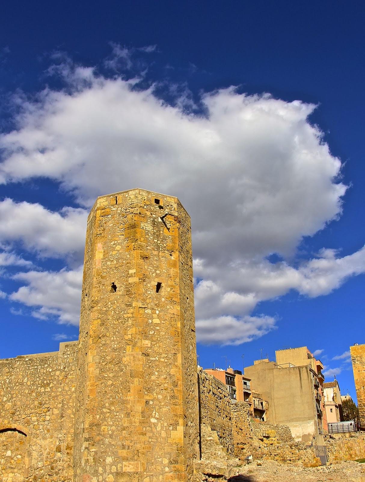Roman ruins, Tarragona, Spain