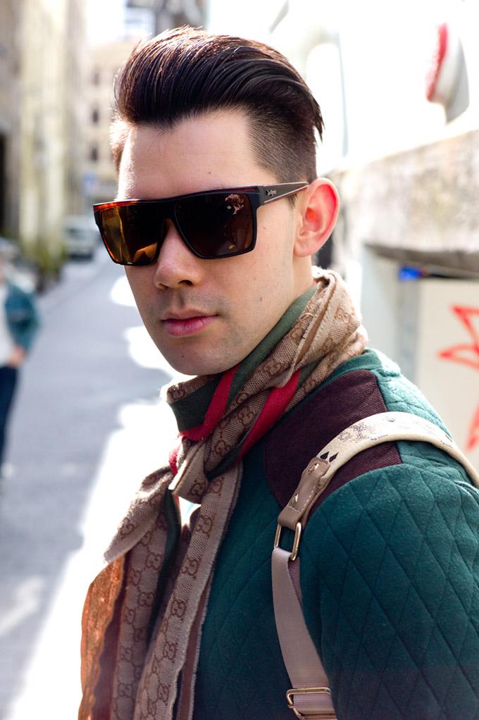 NZ street style, street style, street photography, New Zealand fashion, hot models, auckland street style, hot kiwi guys, MCM, Ben Sherman, Gucci, kiwi fashion