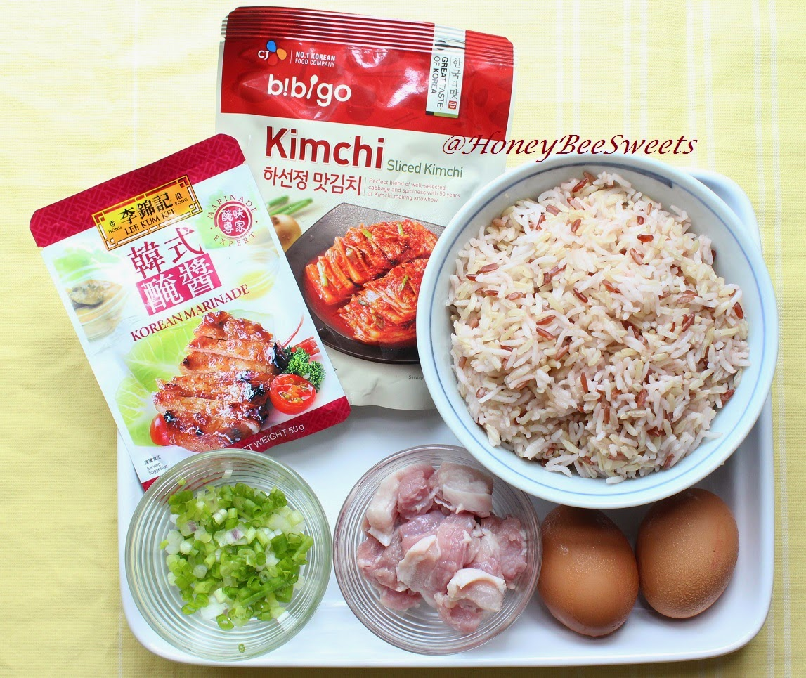 Overnight Rice, Or Just Cooked Version Will Do Too Since I Only Eat Brown  Rice