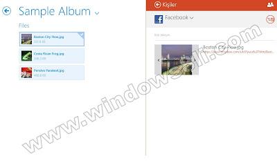 Windows 8 DropBox