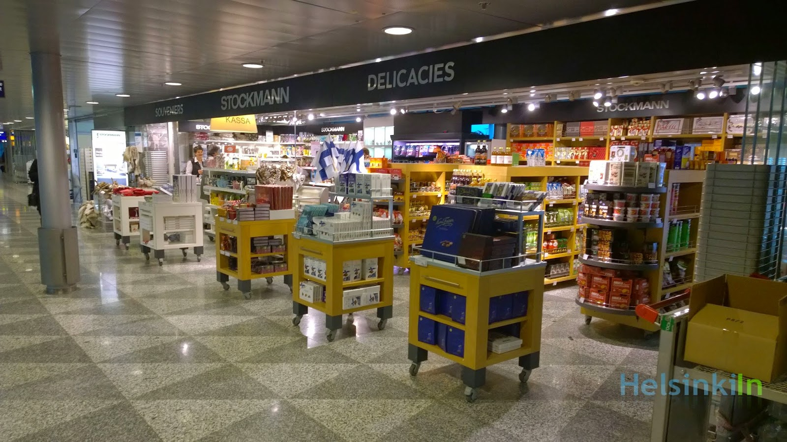 Stockmann at Helsinki Airport