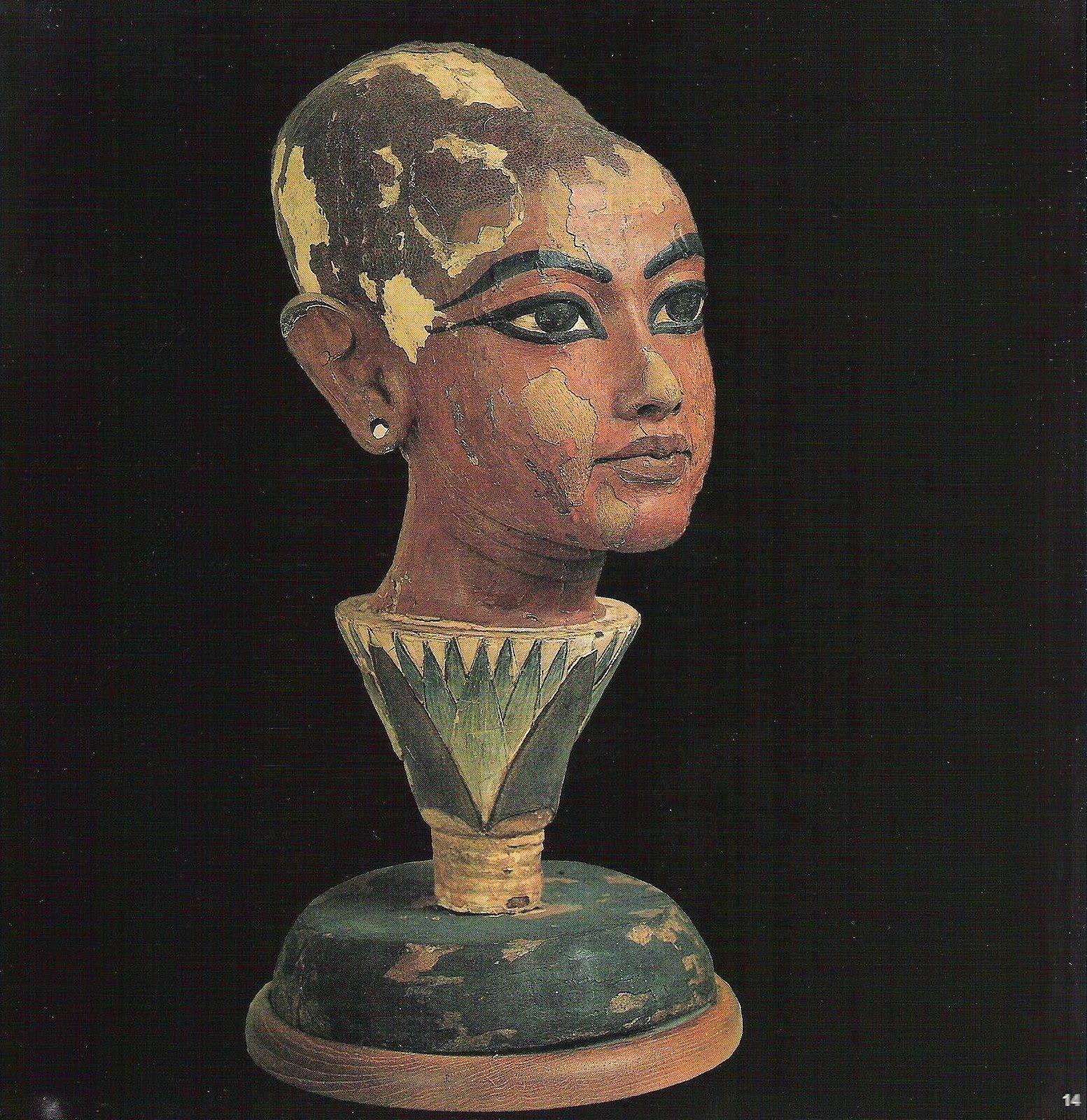 Est100 一些攝影 Some Photos Howard Carter King Tutankhamun