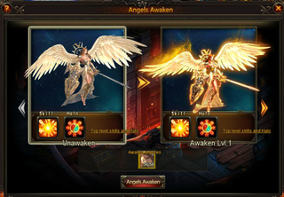League of Angels Angel Awakening