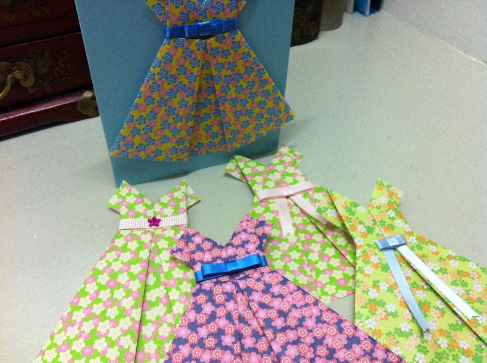 CheeKeeLee Origami Dress