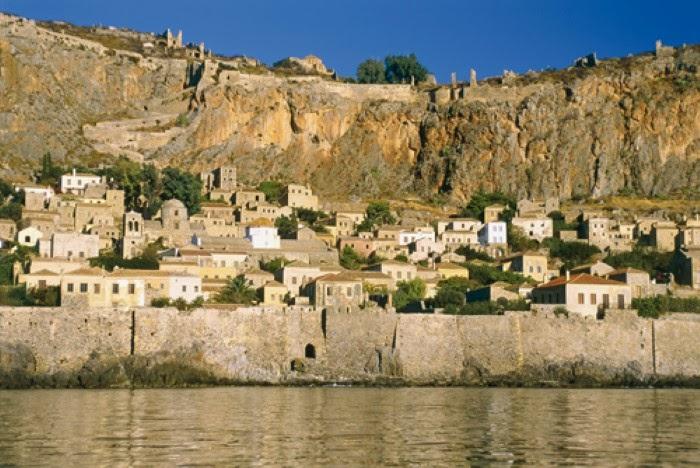 جزيرة صخرية تخبئ المدينة الأكثر
