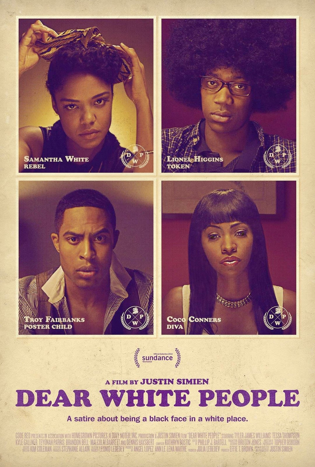 I want to talk about Dear White People