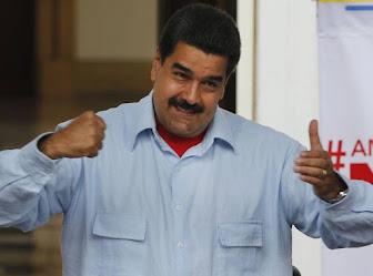 Nicolás Maduro: La Asamblea Nacional se auto disolvió