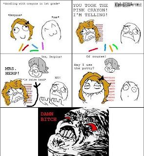rage comics inglip first grade crayons damn bitch, rage comics, damn bitch, inglip damn bitch, rage comics damn bitch, inglip, fffffuuuuu, ffffuuuu, fffuuu, rage comics crayons, inglip crayons, i am telling