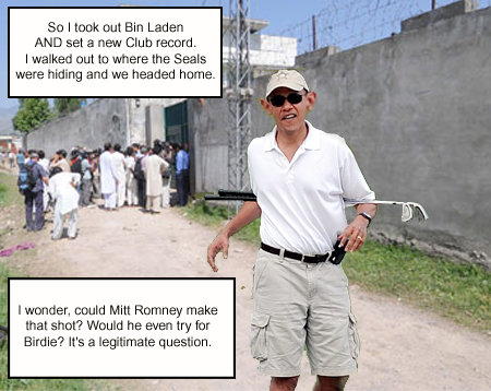 Would Romney make the call?
