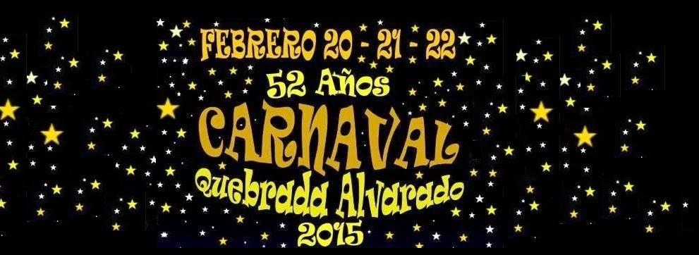 CARNAVAL DE QUEBRADA ALVARADO
