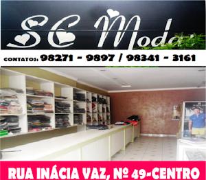 SC MODAS - CONTATOS: 98271-9897 / 98341-3161