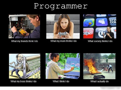 humour programmer