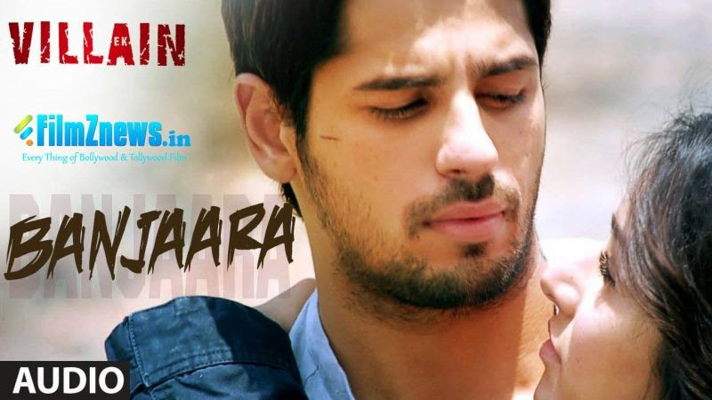 Banjara Lyrics from Ek Villain (2014)