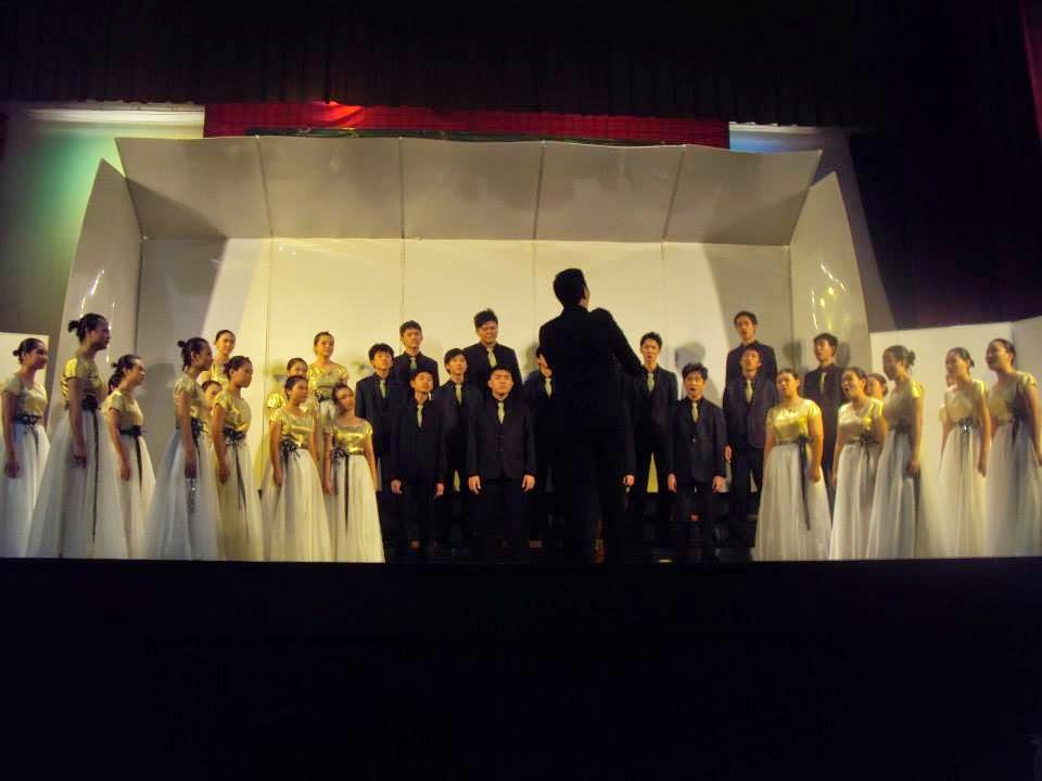 2013年全国青少年合唱赛
