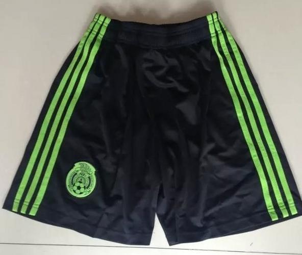 Adidas Mexico Home Shorts 2015