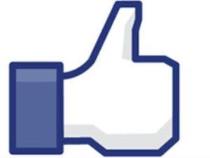 simbol like di facebook