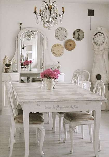 Apartment Decorating Ideas Shabby Chic