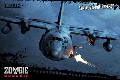 Zombie Gunship approda nell&#39; App Store
