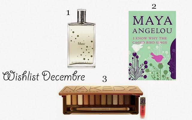 Wishlist Decembre