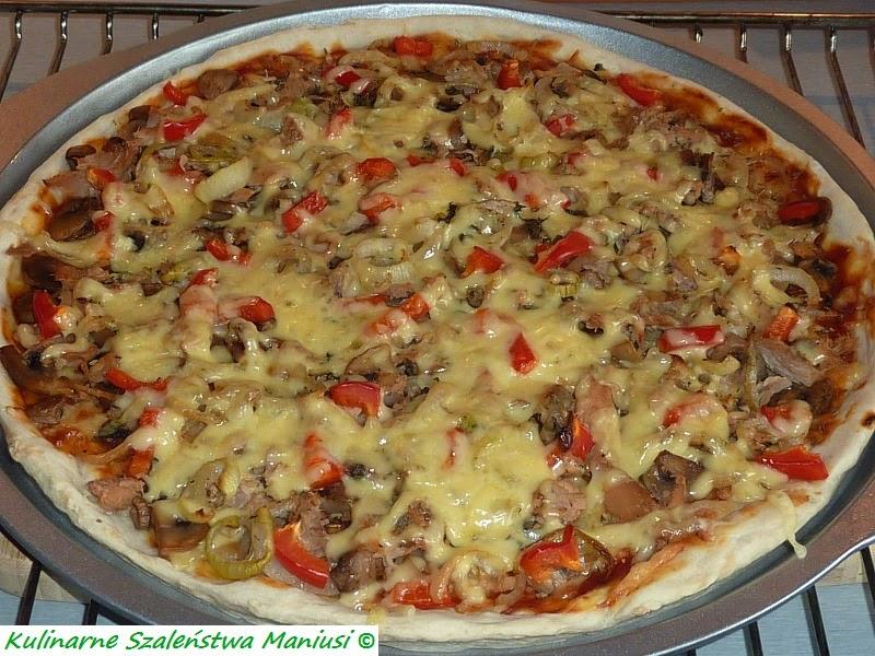 Miska tupperware przepisy pizza