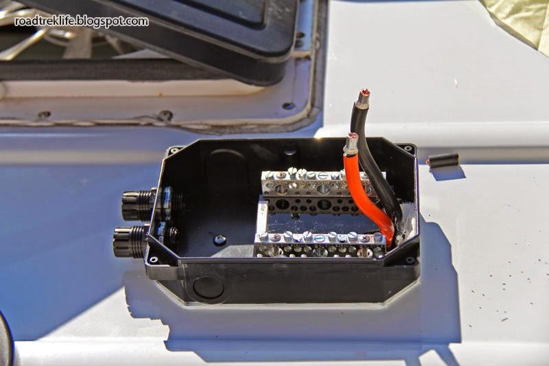 Roadtrek Modifications Mods Upgrades And Gadgets 200