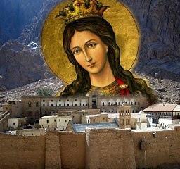 Αφιέρωμα στην Αγία Αικατερίνα (25 Νοε) την Μεγαλομάρτυρα και Πάνσοφη [+Βίντεο]