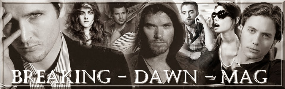 Breaking - Dawn - Mag
