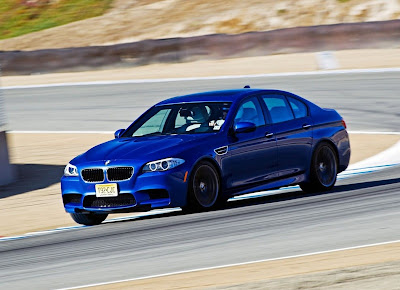 2013 BMW M5 US-Version