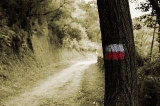 Red española de senderos GR