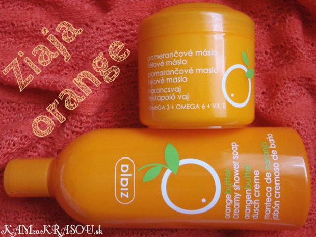 ♥ Skutočné pomaranče v kozmetike  ♥