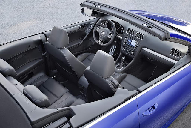 VW golf 2016 cabriolet