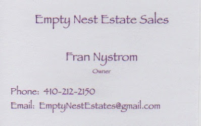 Empty Nest Estate Sales