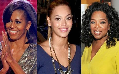 Forbes World's Most Powerful Black Women