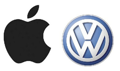 Apple VS VW