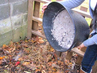 Awesome uses for fireplace ashes.