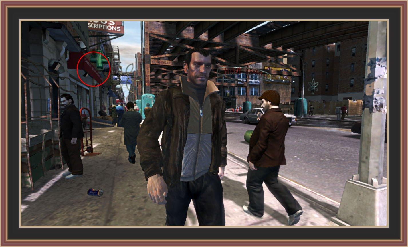 Grand Theft Auto IV Screen Shot no.2