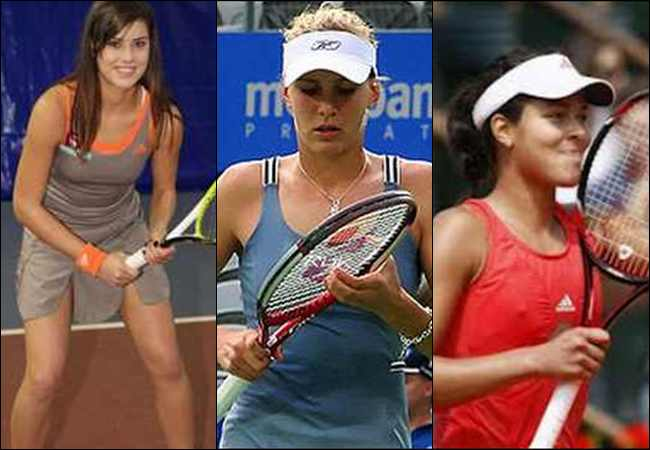 10 Pemain Tenis Wanita yang Cantik dan Seksi di Dunia