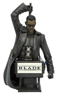 Blade (Marvel Comics) Character Review - Bust Product