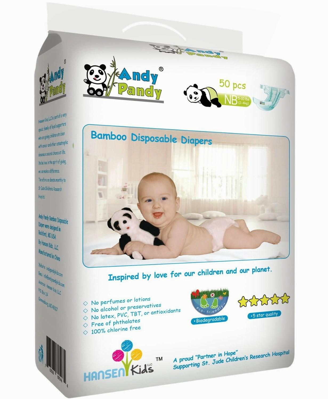 Premium Biodegradable Bamboo Disposable Diapers