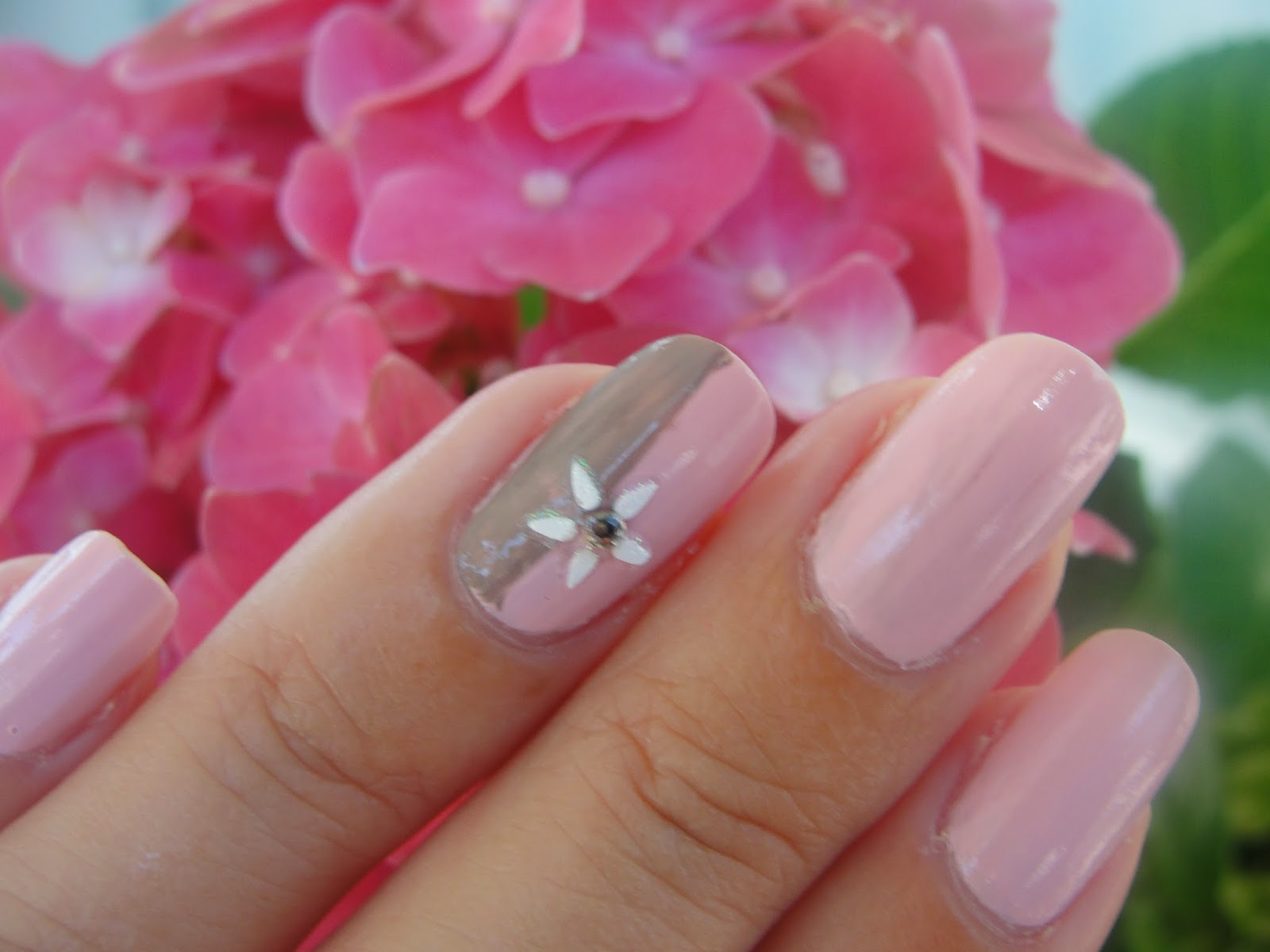 Nail designs with flowers beauty4free2u i love all pastel colors and especially in spring these colors work beautifully i like to have one accent nail in a different color prinsesfo Choice Image