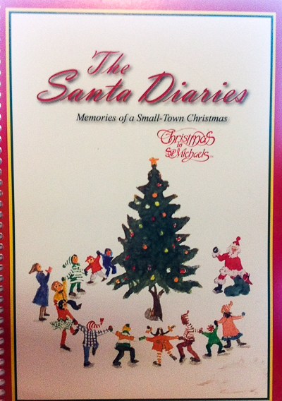 the santa diaries memoris of a small town christmas - Christmas In St Michaels
