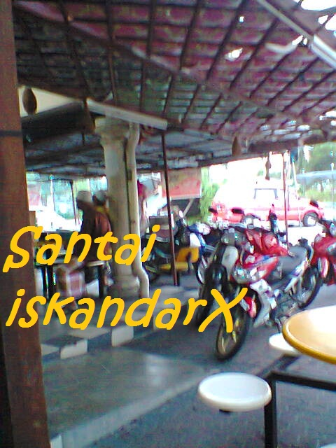 iskandarx.blogspot.com, Singgah sebentar kat Warung Kopi Lagenda Pak Kassim, santai, Flat ijau, balik pulau, Kzaman Enterprise, pak kassim